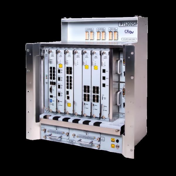 سیستم های انتقال نوری پرمان رده STM-16 PTS2025P